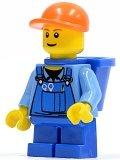 LEGO Jongen met Draagmand (CTY0214)