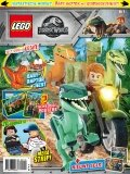 LEGO Jurassic World Magazine 2018-1