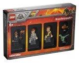 LEGO Jurassic World Bricktober Minifiguren Collectie