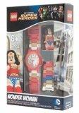 LEGO Kinderhorloge Minifiguur Link Wonder Woman