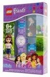 LEGO Kinderhorloge Friends Olivia met Minifiguur
