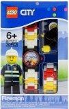 LEGO Kinderhorloge City Brandweer