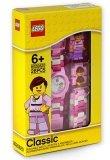 LEGO Kinderhorloge Classic Pink