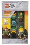 LEGO Kinderhorloge Minifiguur Link Jurassic World Claire