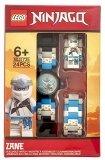LEGO Kinderhorloge Minifiguur Link Ninjago Zane