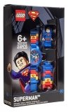 LEGO Kinderhorloge Minifiguur Link DC Superman