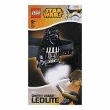 LEGO LED Hoofdlamp Darth Vader