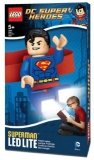 LEGO LED Hoofdlamp Superman