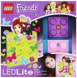 LEGO LED Nachtlamp Friends Mia