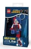 LEGO LED Sleutelhanger Harley Quinn Staartjes (Boxed)