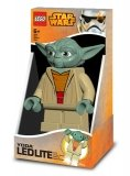 LEGO LED Zaklamp Yoda