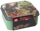 LEGO Lunch Box Ninjago Movie ZANDGROEN