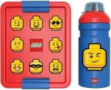LEGO Lunch Set Classic Knipoog BLAUW