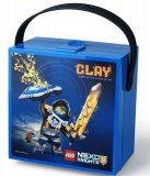 LEGO Lunchbox met Hendel NEXO KNIGHTS Clay