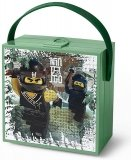 LEGO Lunchbox met Hendel The Ninjago Movie ZANDGROEN