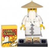 LEGO Meester Wu (COLTLNM-4)
