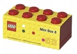 LEGO Mini Box 8 ROOD