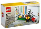 LEGO Minifguur Fabriek
