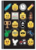 LEGO Minifiguur Notitieboekje