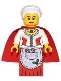 LEGO Mrs. Claus (HOL048)
