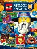 LEGO Nexo Knights Magazine 2016 Nummer 6