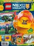 LEGO Nexo Knights Magazine 2018-3