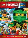 LEGO Ninjago Magazine 2016 Nummer 6