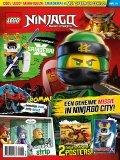 LEGO Ninjago Magazine 2018-11