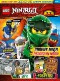 LEGO Ninjago Magazine 2019-2