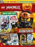 LEGO Ninjago Magazine 2019-8