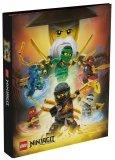 LEGO Ninjago Ringband 4 Ninja's (2-Rings)