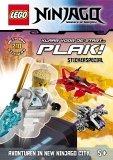 LEGO Ninjago - Klaar voor de Start? Plak!