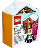 LEGO Pinguin Winter Hut
