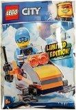 LEGO Poolonderzoeker met Sneeuwmobile (Polybag)