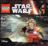 LEGO Rebel A-wing Pilot (Polybag)