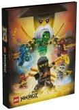 LEGO Ringband Ninjago 4 Ninja's