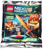 LEGO Robin met Gouden Schild (Polybag)