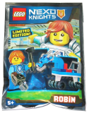 LEGO Robin met Robotpaard (Polybag)