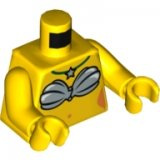 LEGO Romp Zeemeermin (10 stuks)