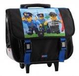 LEGO Rugzak Trolley City Politie
