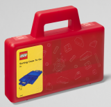 LEGO Sorting Case To Go RED