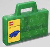 LEGO Sorting Case To Go GROEN