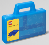 LEGO Sorting Case To Go BLAUW