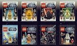 LEGO Star Wars Ultimate Sticker Collection 2012 (8 Books)