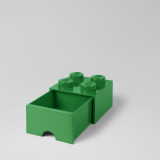 LEGO Steen Opberglade 4 GROEN