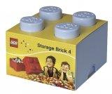 LEGO Storage Brick 4 LICHTBLAUW