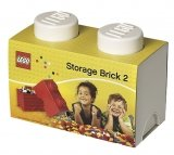 LEGO Storage Brick 2 WIT