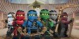 LEGO Strandlaken Ninjago 6 Ninja's