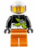 LEGO Stunt Truck Driver (CTY0698)