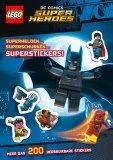 LEGO Super Heroes - Superstickers!